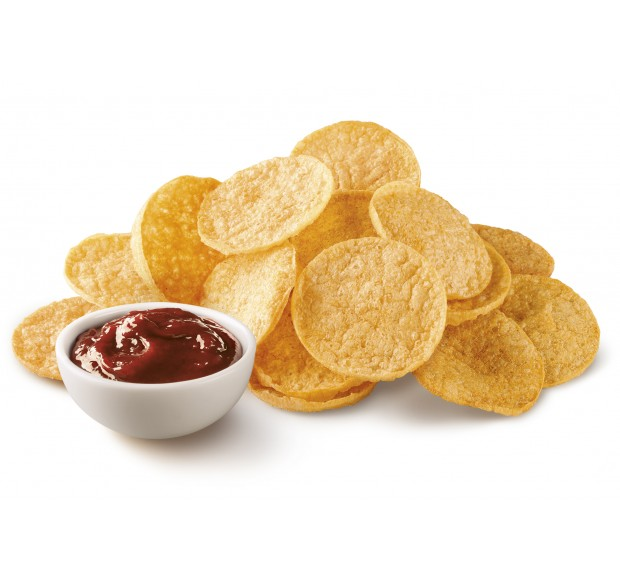 CHIPS GUSTO BARBECUE