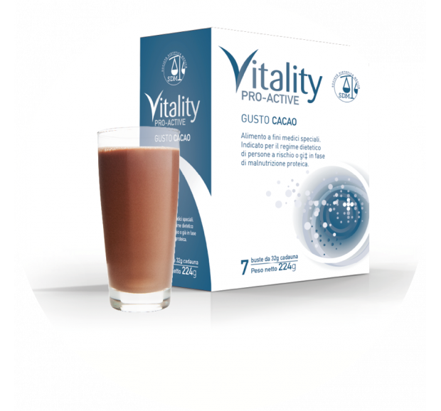 VITALITY PRO ACTIVE CACAO
